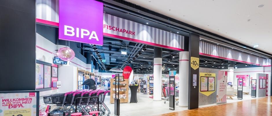 Neueröffnung: BIPA Filiale Völs