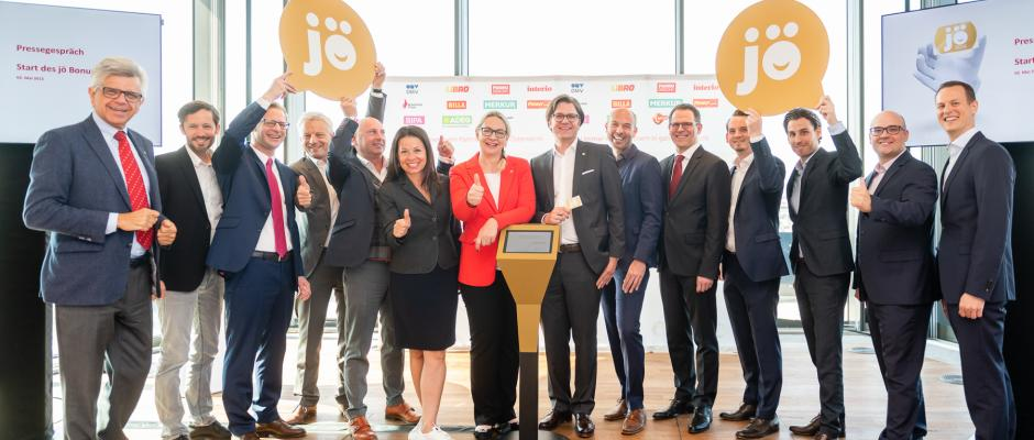 Jö Bonus Club beim Launch im Mai 2019