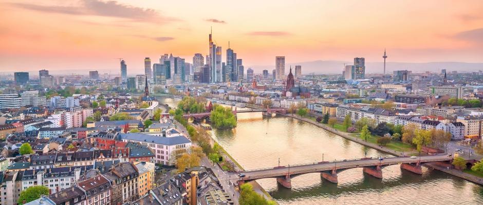 Frankfurt Rotterdam