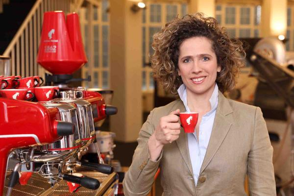 Christina Meinl, Head of Innovations der Julius Meinl Coffee Group