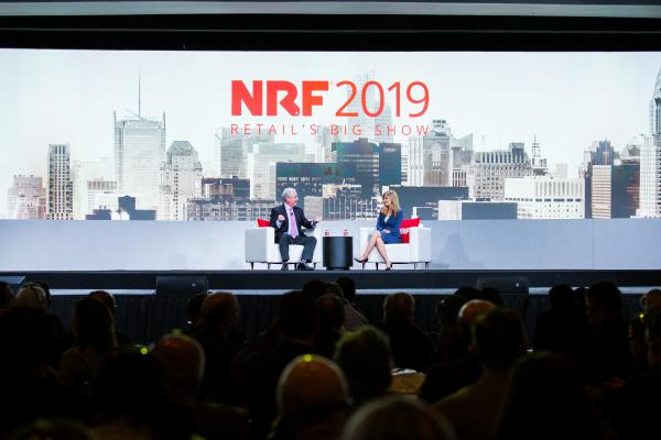 NRF Big Show in New York