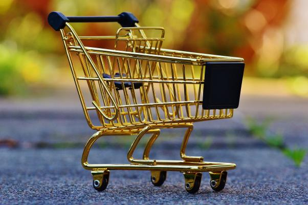 Pixabay shopping-cart-1080840_1920