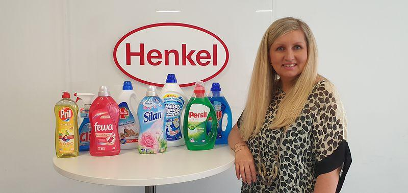 aroslava Haid-Jarkova, General Manager Laundry & Home Care Austria